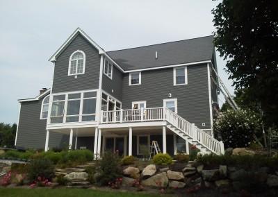 3 Season Porch Addition - Cumberland, RI