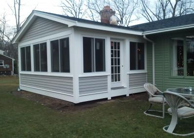 3 Season Porch - Mansfield, MA