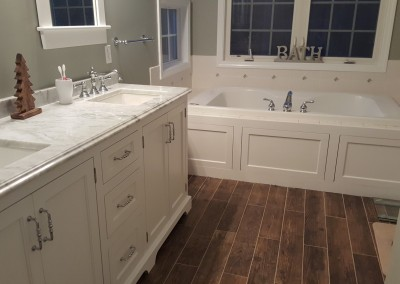 Bathroom Remodel- Norton, MA