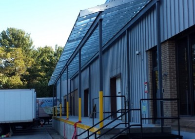 Commercial Project - Yale Loading Ramp - Stoughton, MA