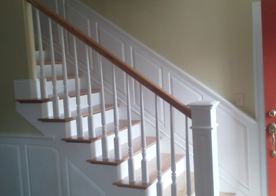 Custom Stair - Easton, MA
