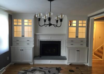 Dining Room Built-Ins - Sharon, MA
