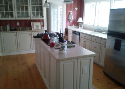 Kitchen Remodel - S. Yarmouth, MA