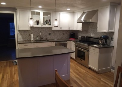 Kitchen Remodel - Sharon, MA