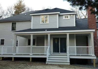 Large Addition - Easton, MA