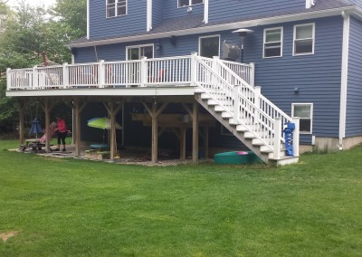 New Deck - Norton, MA