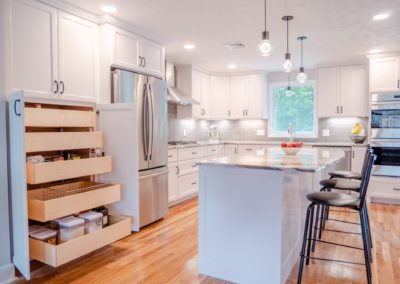 Kitchen Remodel, Sharon MA
