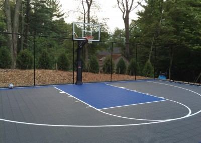 Sports Court - Cumberland, RI