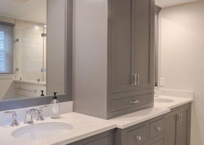 Bathroom Remodel, Sharon, MA