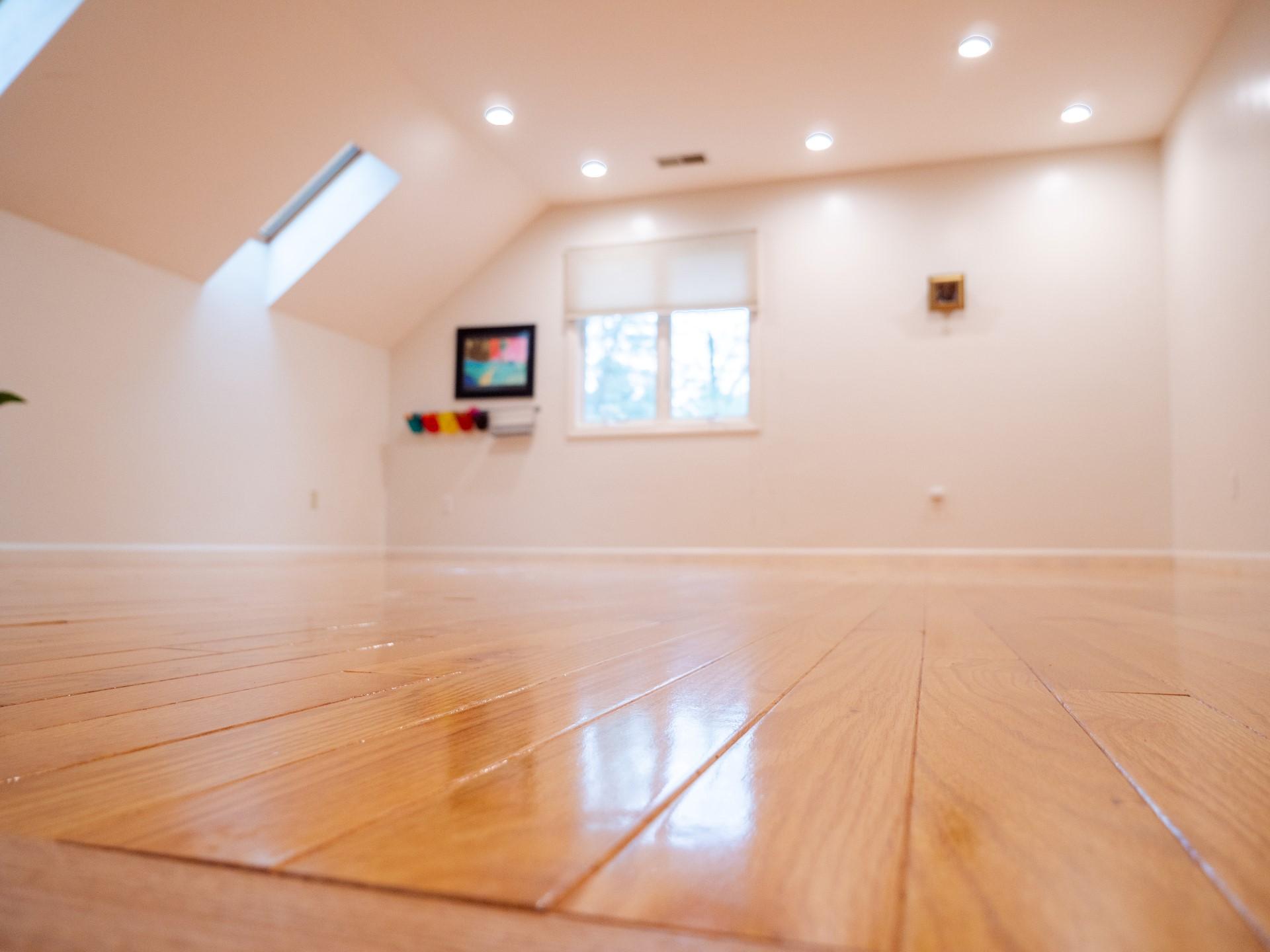 New Wood Floor, Sharon, MA